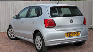Used Volkswagen Polo - rear