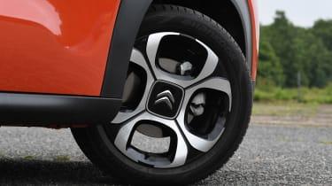Citroen C3 Aircross - wheel