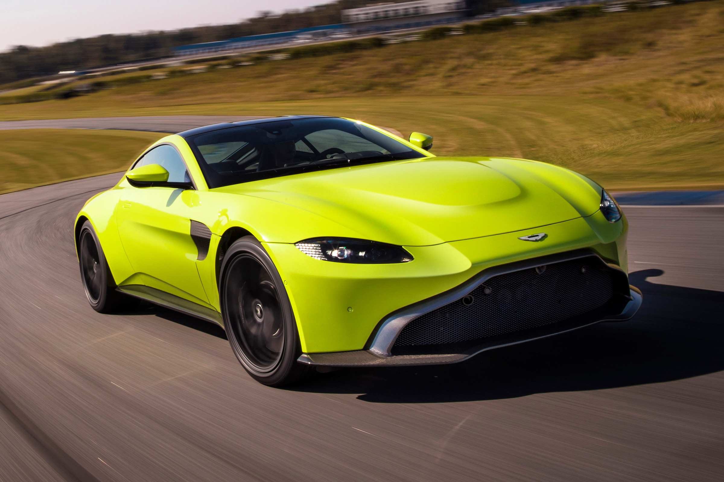 Aston Martin To Go Public With 5bn Stock Market Offering Auto Express