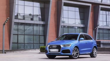 Audi Connected Mobility front