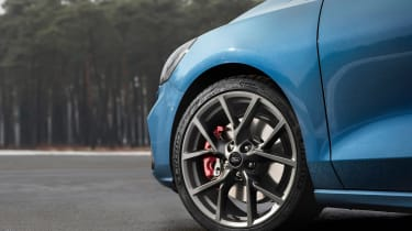 Ford Focus ST - wheel