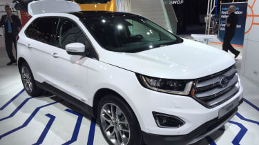Ford Edge - Frankfurt 2015