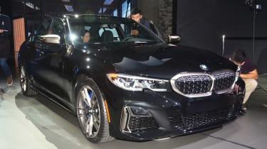 BMW M340i xDrive - LA front