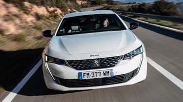 Peugeot 508 Hybrid - full front