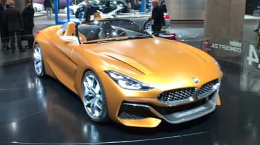 BMW Concept Z4 - Frankfurt front static