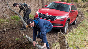 Our year in cars - Skoda Kodiaq