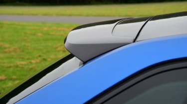 Skoda Rapid Spaceback - spoiler