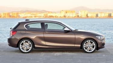 BMW 1 Series Urban Line Profile