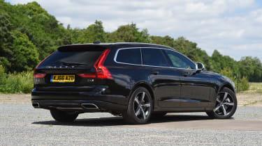 Volvo V90 - rear static
