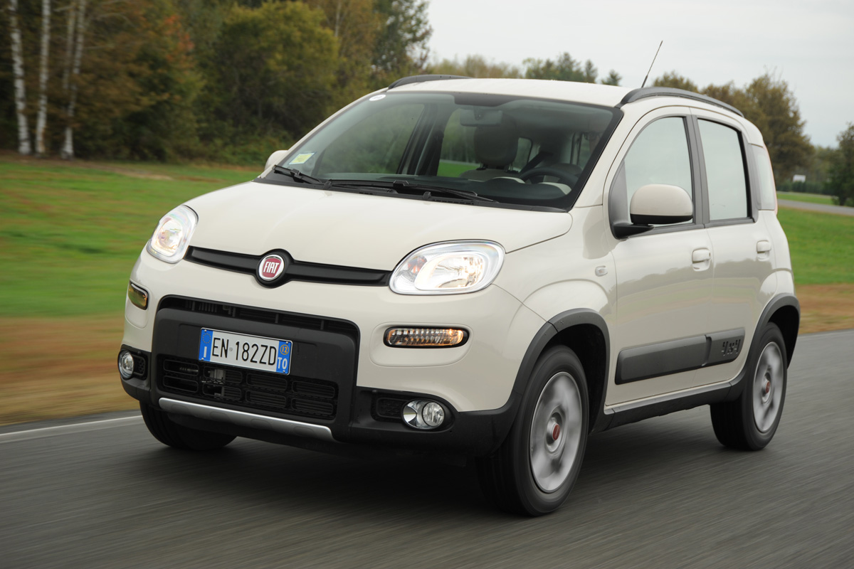 New Fiat Panda 4x4 Review Auto Express
