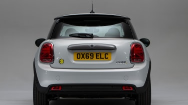 MINI Electric - rear static