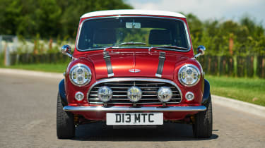 David Brown Mini Remastered - full front