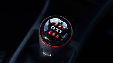 Volkswagen up! GTI gear knob