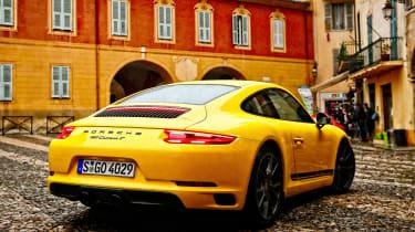 Porsche 911 Carrera T - rear static