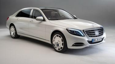 Mercedes-Maybach saloon