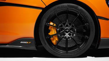 McLaren 600LT - wheel