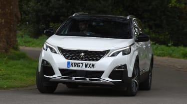 Peugeot 5008 long-term test - front