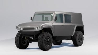 Munro 1 - grey