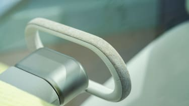 MINI Urbanaut - steering wheel rear