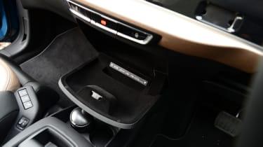 Citroen Grand C4 Picasso cubby