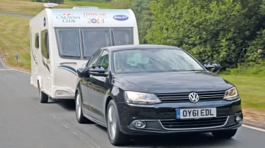 Tow Car of the Year 2013: Volkswagen Jetta