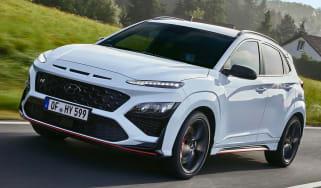 Hyundai Kona N - front