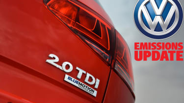 VW Emissions scandal update 2