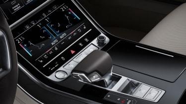 New Audi A8 - A8 L transmission