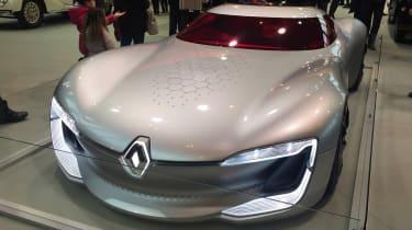 Renault Trezor - Retromobile