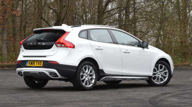 Volvo V40 Cross Country - rear static