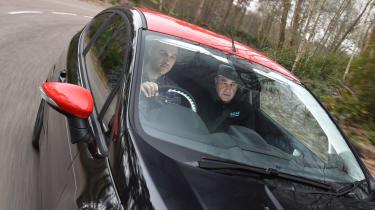 Nigel Mansell driving tips - header