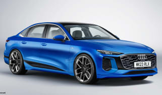 Audi A4 - exclusive image