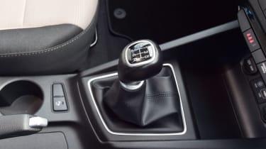 Hyundai i20 - gearlever