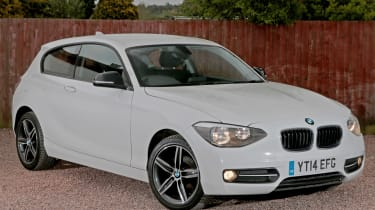 Used BMW 1 Series - front