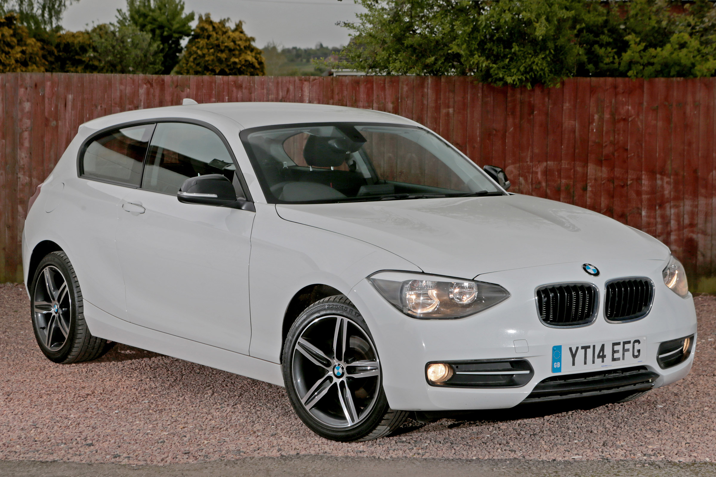 Used Bmw 1 Series Review Auto Express
