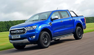 Ford Ranger - front driving