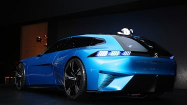Peugeot Instinct concept -