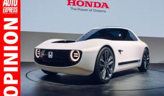 Honda Sports EV - opinion