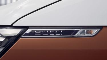 VW California - detail