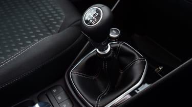 Ford Fiesta - transmission