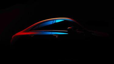New Mercedes CLA - teaser