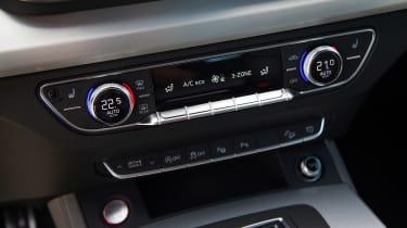 Audi SQ5 - centre console
