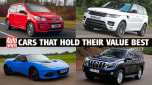 Cars that hold value