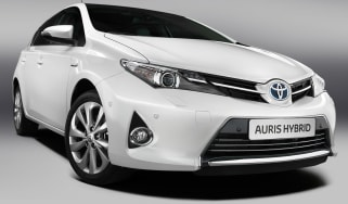 Toyota Auris prices