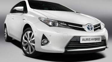 Toyota Auris prices
