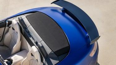 Mercedes-AMG GT R Roadster - hood