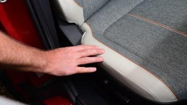 Mazda MX-30 long termer second report - seat detail