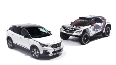Peugeot 3008 DKR - with 3008