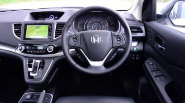 Used Honda CR-V Mk4 - dash