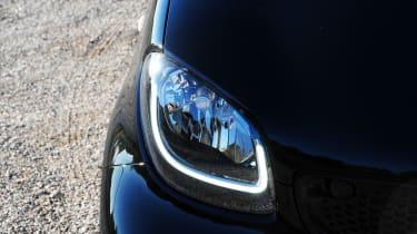 Smart ForFour - headlight
